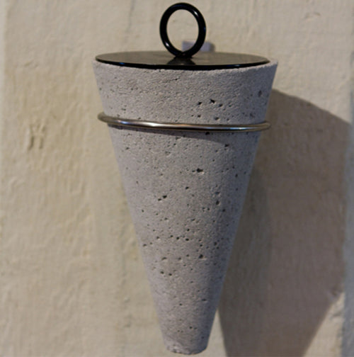 Wall Fire Pot