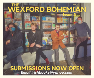 Submissions now open for Wexford Bohemian issue 3