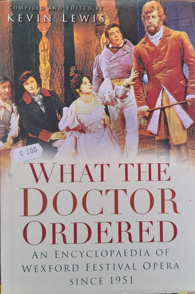 What the doctor ordered (Kevin Lewis)