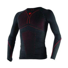 Load image into Gallery viewer, DAINESE D-CORE THERMO  black/red téli férfi aláöltözet felső