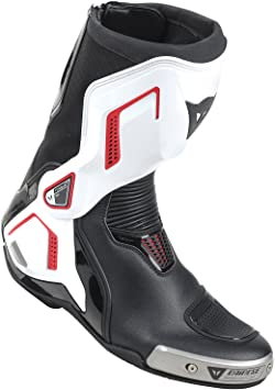 DAINESE TORQUE D1 OUT black/white/lava-red csizma
