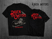 Load image into Gallery viewer, Biker póló by Raven Motors
