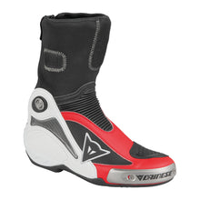 Load image into Gallery viewer, DAINESE R AXIAL PRO IN white/ducati-red csizma