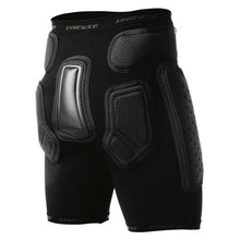 Load image into Gallery viewer, DAINESE SEAMLESS IMPACT SHORT black protektoros rövid nadrág
