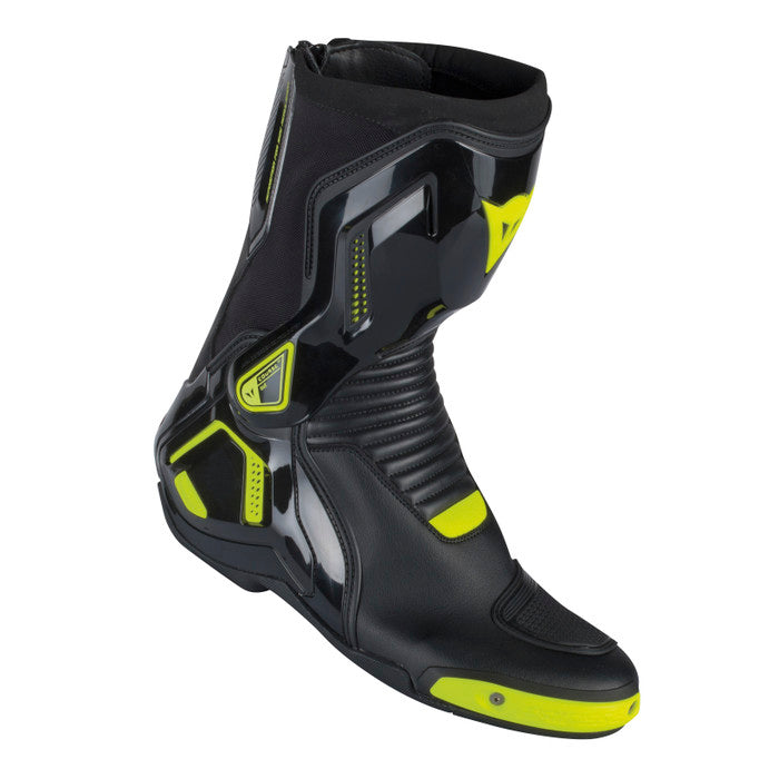 DAINESE COURSE D1 back/yellow-fluo csizma