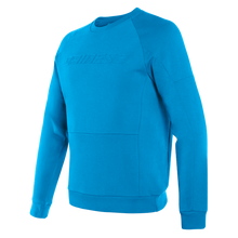 Load image into Gallery viewer, DAINESE SWEATSHIRT performance-blue pulóver