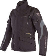 Load image into Gallery viewer, DAINESE TEMPEST 2 D-DRY  black/black/ebony textil kabát