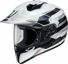 Load image into Gallery viewer, SHOEI HORNET ADV NAVIGATE TC-6 WHITE/BLACK bukósisak