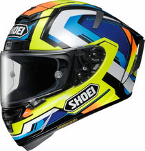 Load image into Gallery viewer, SHOEI X-SPIRIT III BRINK TC-10 bukósisak