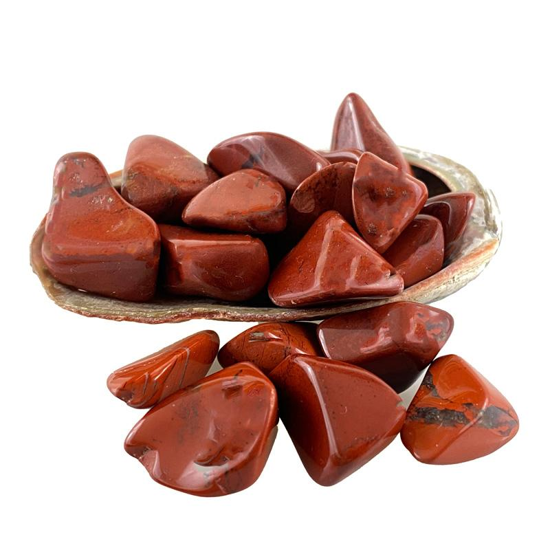 Tumbled Red Jasper - Best Life Crystals
