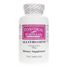 Load image into Gallery viewer, Allithiamine Vitamin B1 (60 Capsules)