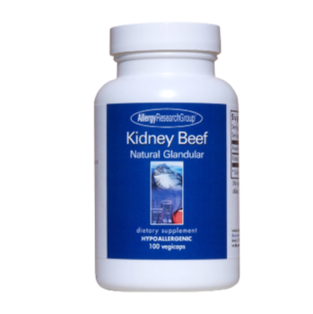 Beef Kidney Glandular (100 vegicaps)