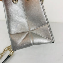 Load image into Gallery viewer, Coccinelle Mini Crossbody Bag | Silver