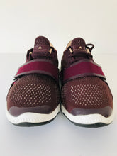 Load image into Gallery viewer, Adidas Stella McCartney Women's Atani Bounce Trainers | UK4 | Burgundy Red
