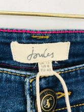 Load image into Gallery viewer, Joules Women's Super Skinny Jeans NWT | UK12 | Blue