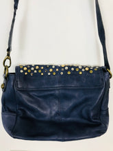 Load image into Gallery viewer, Brampton Women's Embellished Crossbody Bag | Medium | Blue