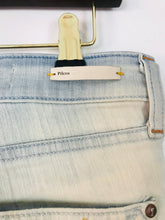 Load image into Gallery viewer, Anthropologie Pilcro And The Letterpress Women's Distressed Skinny Jeans | 29 UK10 | Blue