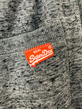 Load image into Gallery viewer, Superdry Orange Label Men's Slim Fit Joggers Tracksuit Bottoms | M | Grey
