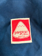 Load image into Gallery viewer, Jansport Womens Retro Mini Sports Bag | Small | Blue