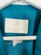 Load image into Gallery viewer, Jacques Vert Women's Blazer | UK12 | Blue