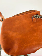Load image into Gallery viewer, Royal RepubliQ Womens Leather Shoulder Bag | Small | Brown