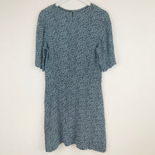 Load image into Gallery viewer, & Other Stories A-Line Dress | UK14 | Blue Dot Print