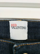"Load image into Gallery viewer, Red Valentino Womens Denim Culottes | W30.5"" L19"" 