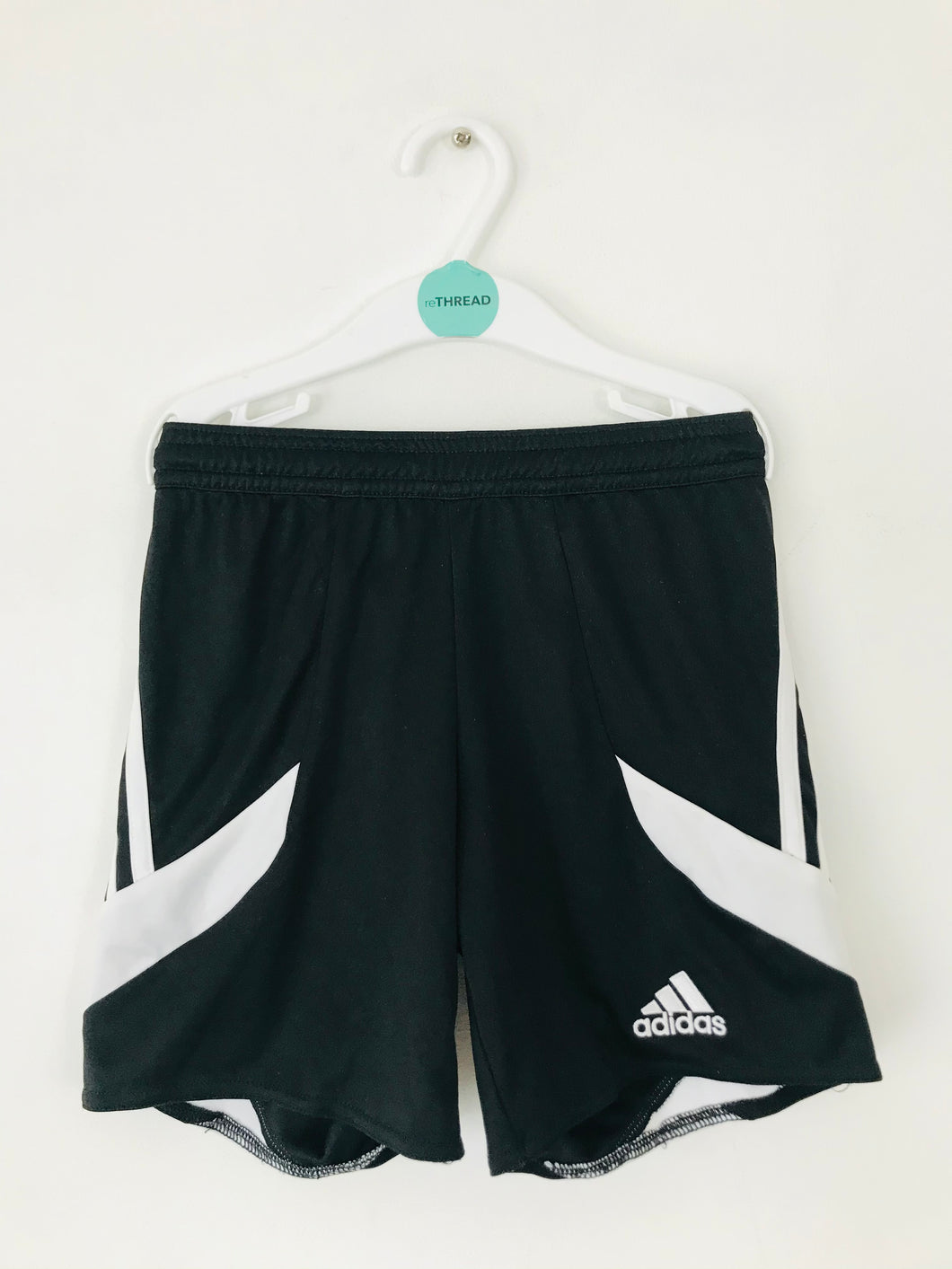 Adidas Youth Climalite Sport Football Shorts | YXS | Black