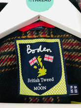 Load image into Gallery viewer, Boden Women's Wool Tweed Blazer | UK14 | Multicolour