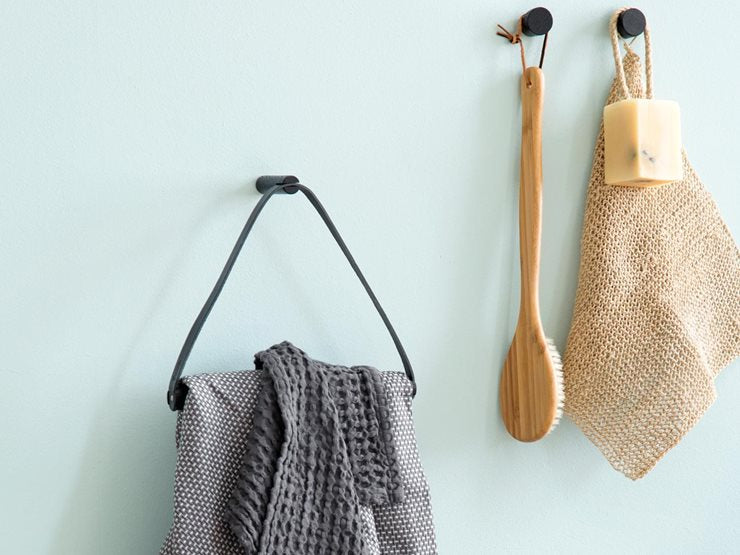 Towel Hanger - Sort
