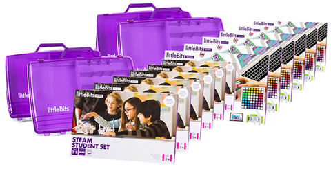 LittleBits Classroom Solution