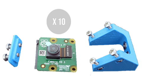 Marty Raspberry Pi Camera Kit