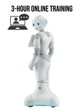 Pepper Robot Online Training