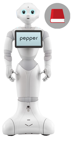 Pepper Robot for Libraries