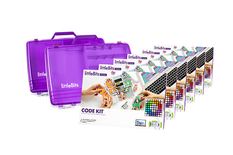 LittleBits Code Kit Education Class Pack