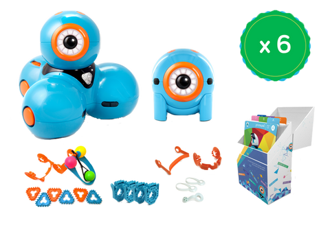 Dash and Dot Classroom Pack