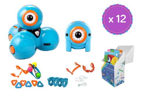 Dash and Dot Tech Center Pack