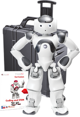 NAO Robot Power V6 Educator Pack