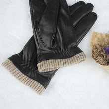 Load image into Gallery viewer, women leather gloves