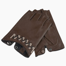 Load image into Gallery viewer, womens leather driving gloves