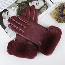 Load image into Gallery viewer, leather hand gloves