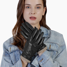 Load image into Gallery viewer, online leather gloves