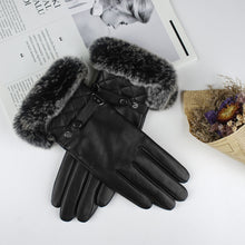 Load image into Gallery viewer, womens leather gloves