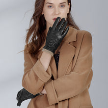 Load image into Gallery viewer, ladies leather gloves