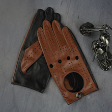 Load image into Gallery viewer, mens driving gloves