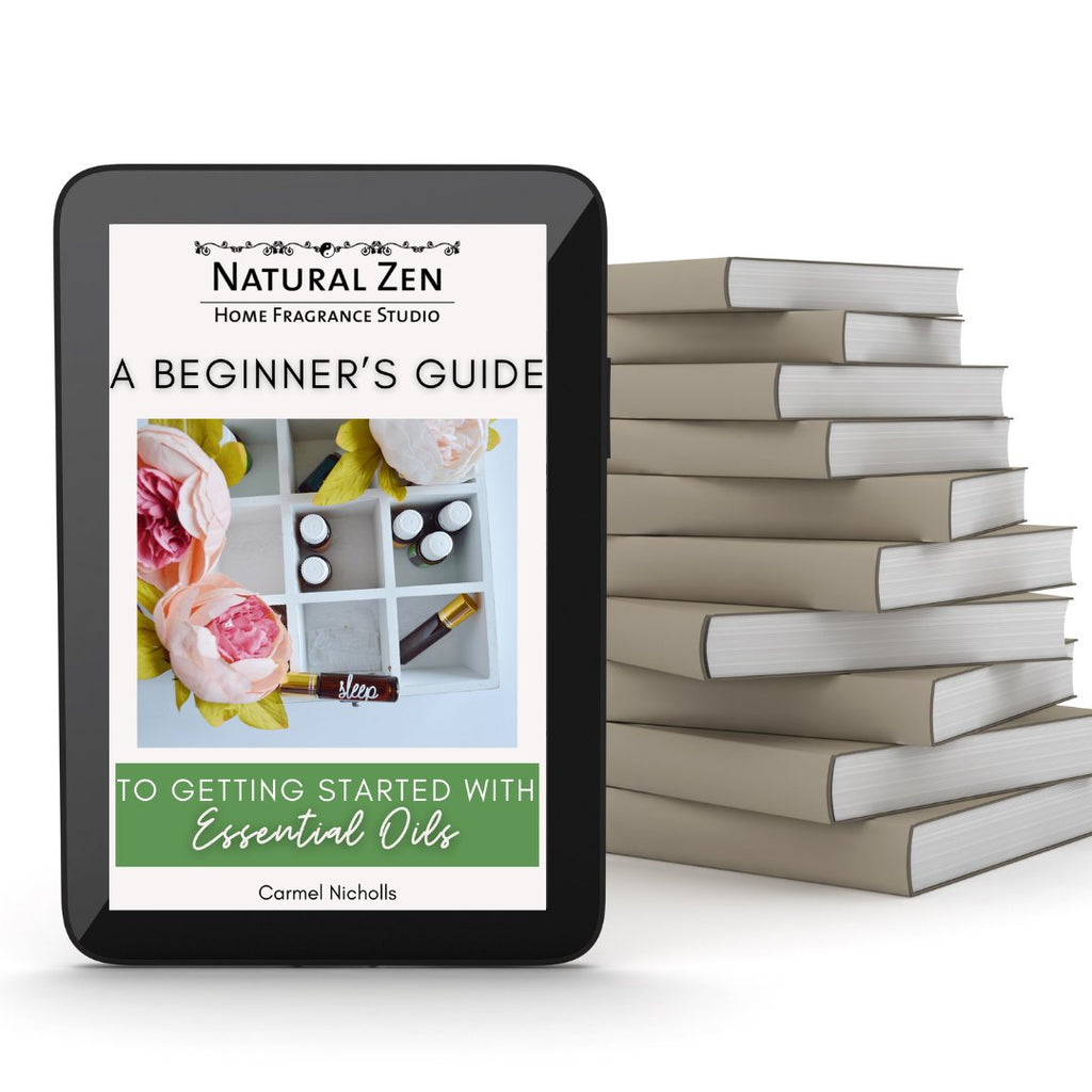 Ebooks, Videos and Recordings from Natural Zen Home Fragrance Studio