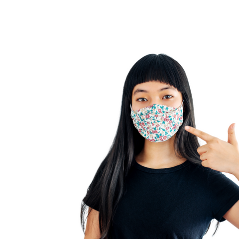 How to breathe easier in a mask
