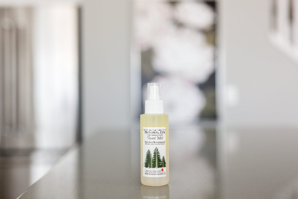 Forest Mist 5 Oz. Room & Linen Spray