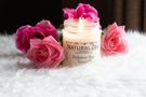 Bulgarian Rose Luxury Scented Jar Candle