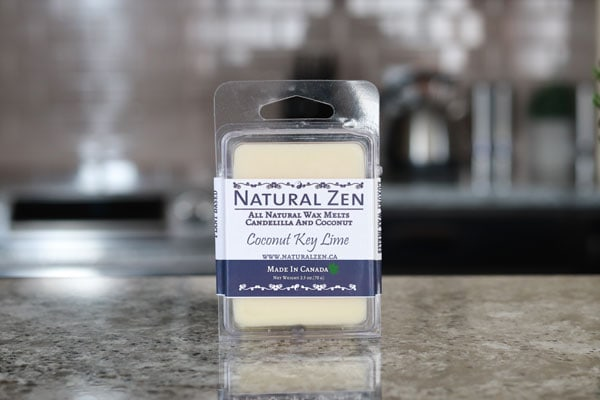 Coconut Key Lime - Luxury Wax Melt - Natural Zen Home Fragrance Studio